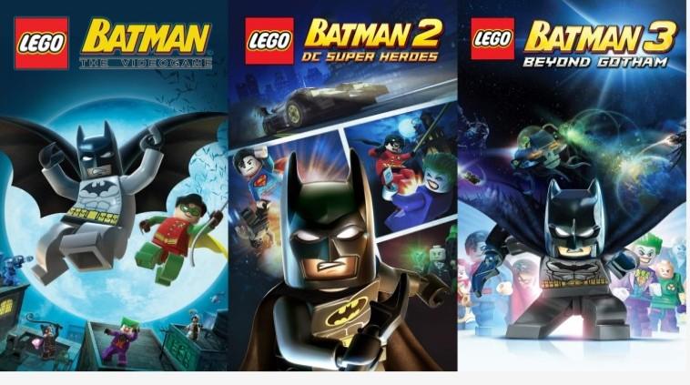 배트맨 아캄 시리즈/ 레고 시리즈/ 인저스티스