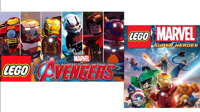 마블 퍼즐 퀘스트/ 레고/ 마블 대전 게임