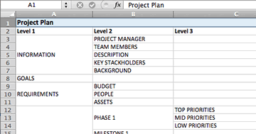 Screenshot of Export to Excel/CSV